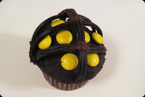 BioShock Cupcake