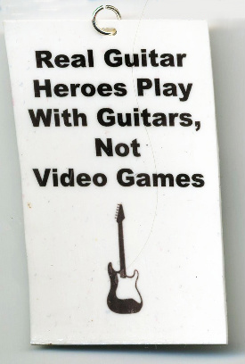 Real Guitar Heroes Play With Guitars