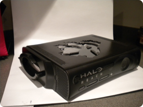 Custom Halo: Reach Xbox 360