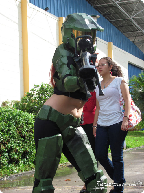 Female Master Chief