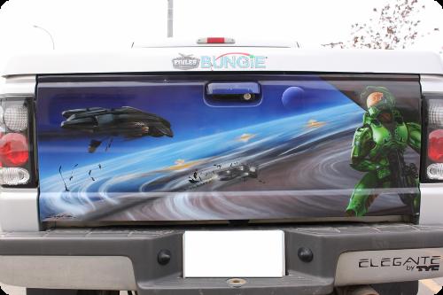 Halo Pickup Truck
