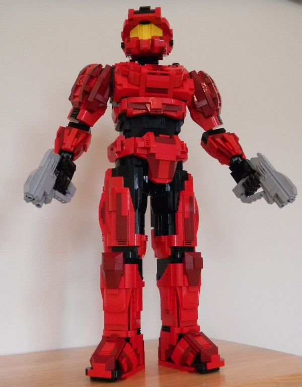 23 inches of lego spartan hawty mcbloggy invites you to play - Lego spartan halo ...
