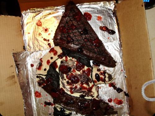 Silent Hill Pyramid Head Cake