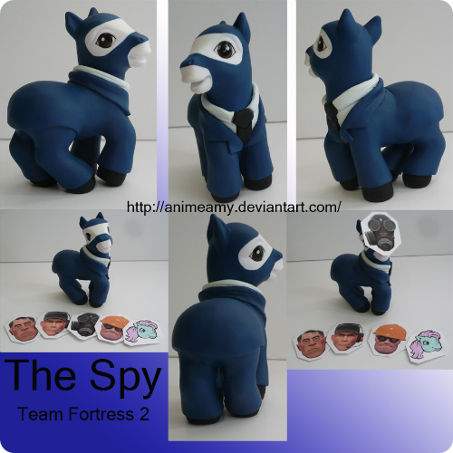The Spy Team Fortress 2