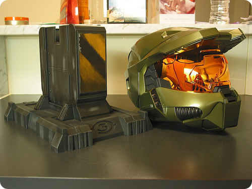 Halo 3 Legendary Helmet