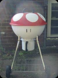Nintendo Grill