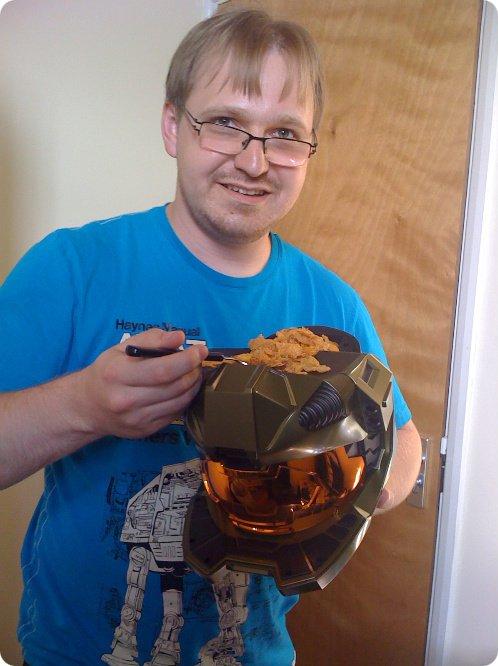 Mark VI Mjolnir Cereal Bowl
