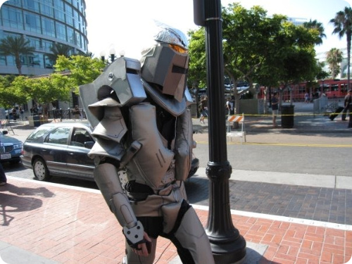 A Not Master Chief Costume
