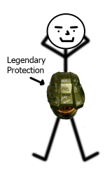 Halo Legendary Protection