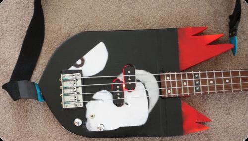 Bullet Bass Guitar