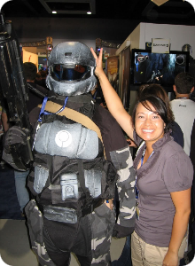 ODST and bs angel