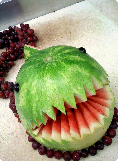 Watermelon Chain Chomp