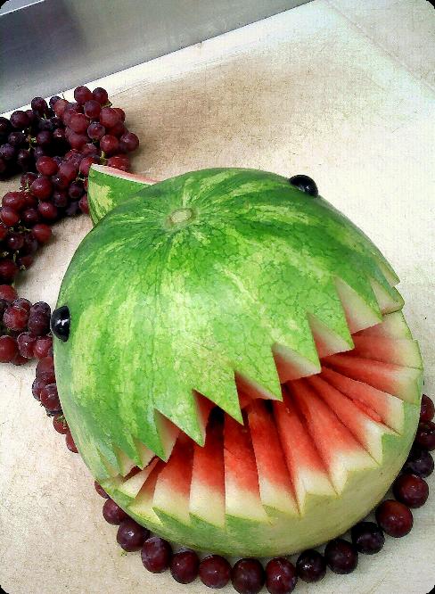 Watermelon Chain Chomp