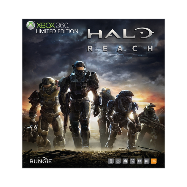 Halo: Reach Unboxing (Standard, Limited, Legendary, Reach Xbox 360)