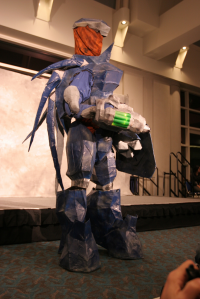 Halo Hunter Cosplay