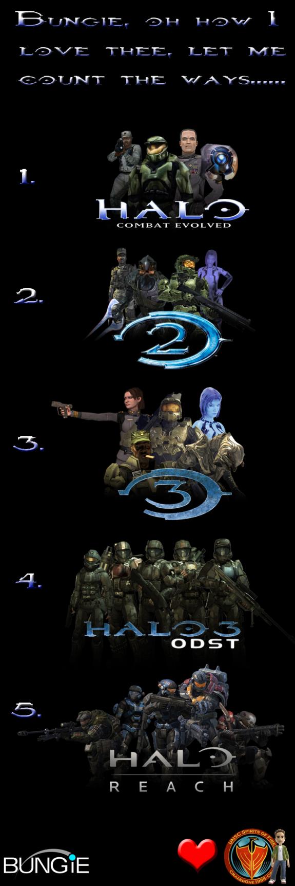 Halo 3 Drawing