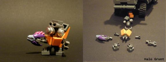 Lego Halo Grunt