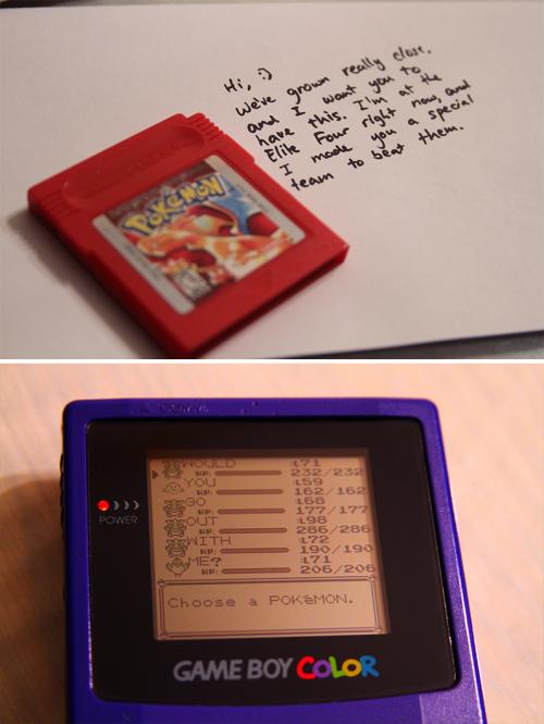 Pokemon Romance