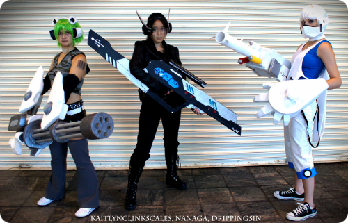 Xbox, Nintendo, and PlayStation Cosplay