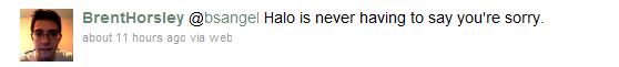 Halo - The Abbreviated Version