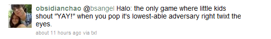 Halo - The Abbreviated Version
