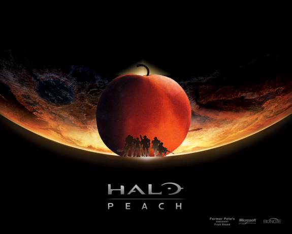 Halo: Reach Peach